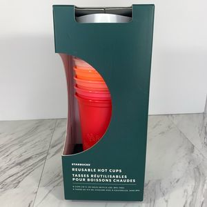 Starbucks Limited Edition Holiday 2019 Hot Cups